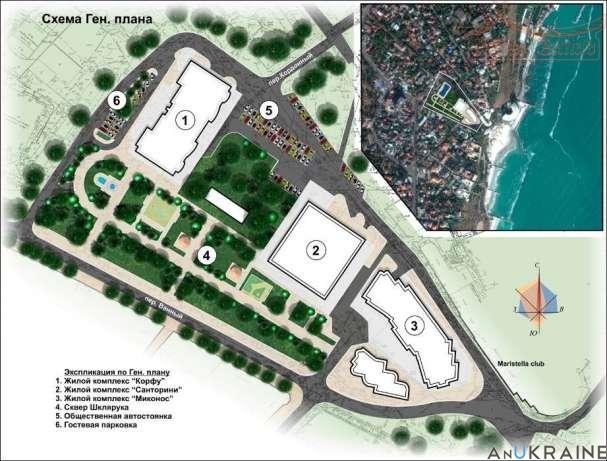 Квартира-студия в ЖК Корфу   Агентство недвижимости Юго-Запад