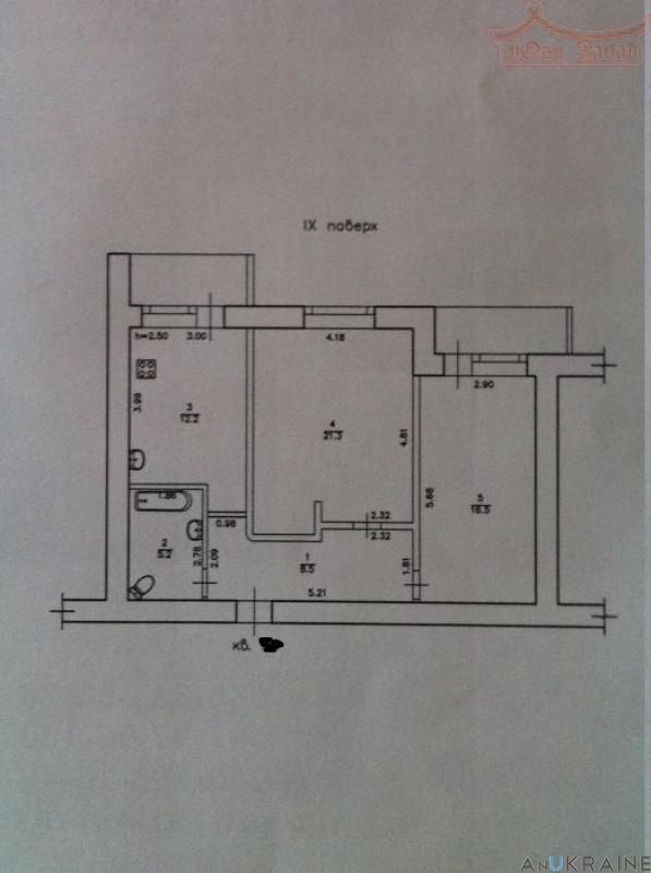 2-х комнатная квартира ул Композитора Нищинского/Дюковская | Агентство недвижимости Юго-Запад