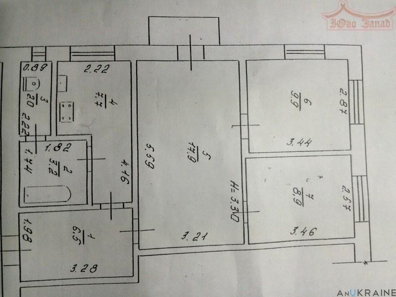 Купите!3-х комнатная квартира на Г.Цветаева | Агентство недвижимости Юго-Запад