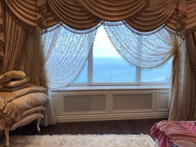 Шикарная квартира с панорамой моря в Белом парусе | Агентство недвижимости Юго-Запад