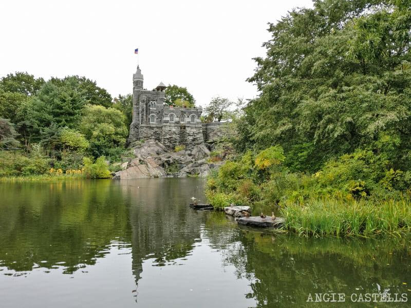 Guia-Central-Park-que-ver-Belvedere-Castle-Turtle-Pond