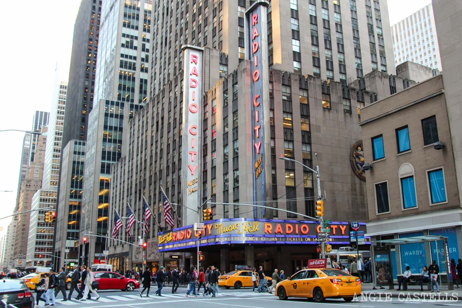 Como-orientarte-Nueva-York-Radio-City-Music-Hall