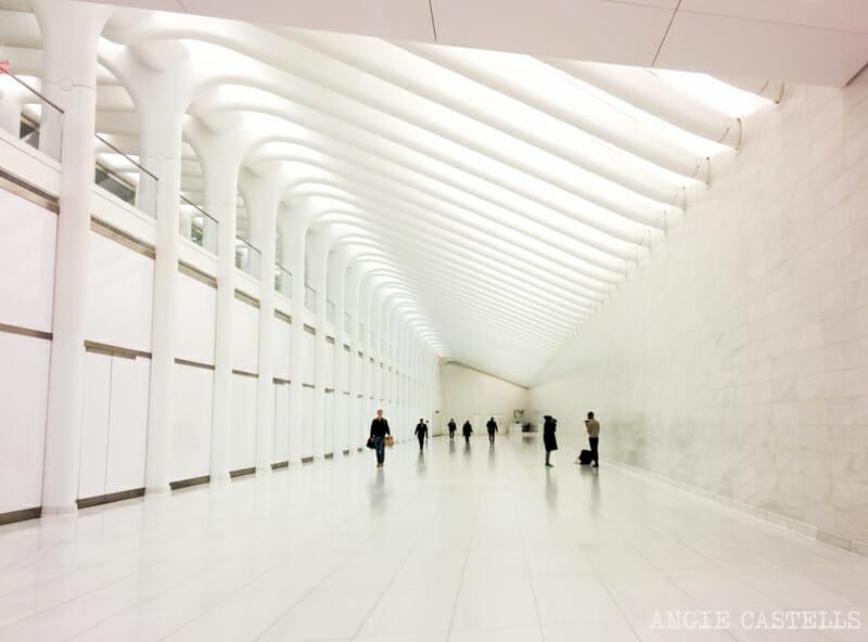 Calatrava Hub Brookfield Place World Trade Center Nueva York