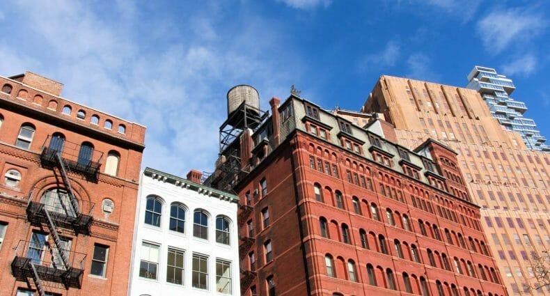 Los boroughs o distritos de Nueva York - Tribeca