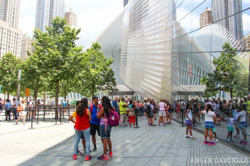 Guía del World Trade Center: el Museo del 11-S, o 9/11 Museum