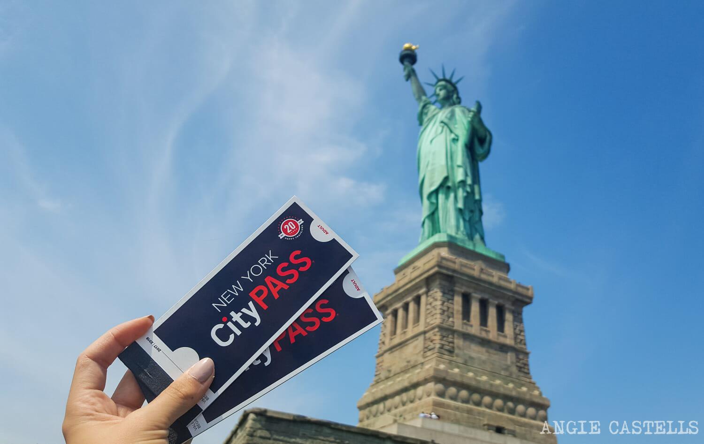 New York CityPASS experiencia Estatua de la Libertad