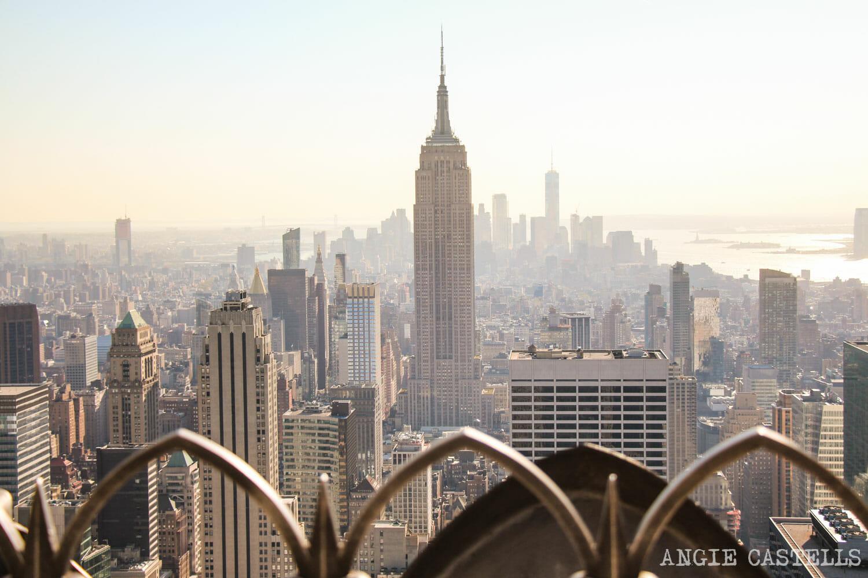 Subir al Top of the Rock, uno de los mejores miradores de Nueva York