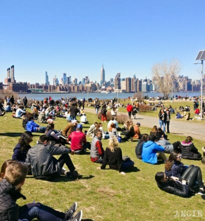 Visitar el mercado Smorgasburg de Williamsburg