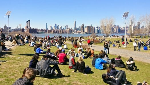 Smorgasburg, el mercado más hipster de Williamsburg