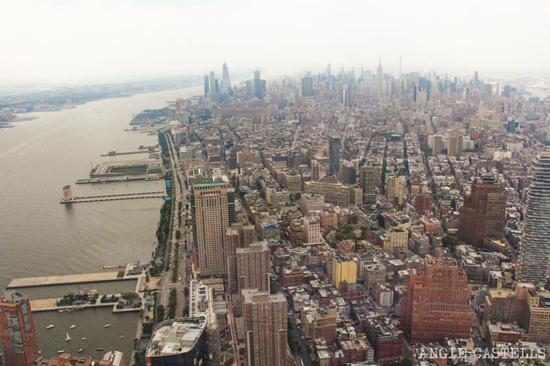 Subir al One World Observatory, el observatorio del World Trade Center
