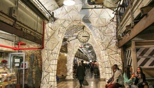Guía del Chelsea Market entre bocados e historia