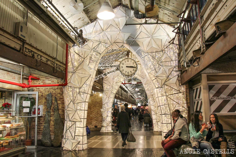 Visitar el Chelsea Market de Nueva York y sus tiendas