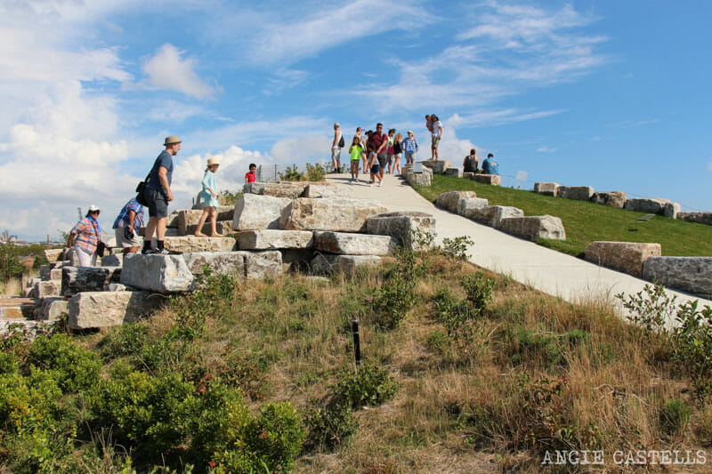 Cómo visitar Governors Island y llegar en ferry a la isla