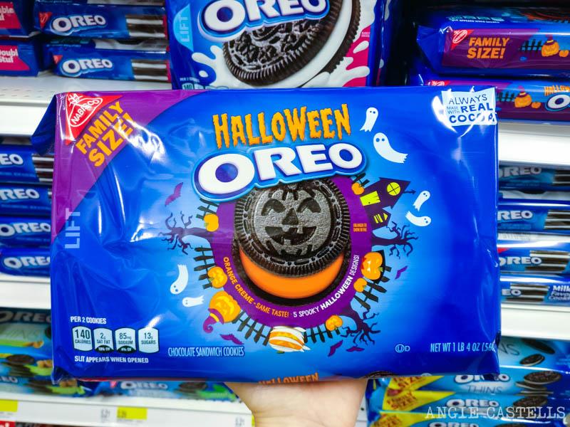 Qué comer en otoño en Nueva York - Oreo Halloween