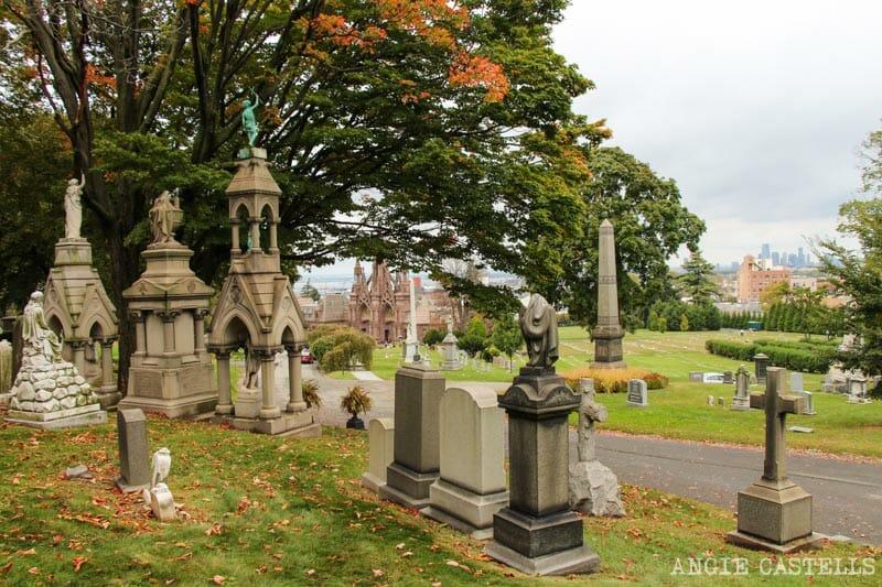 Qué hacer en otoño en Nueva York - El cementerio de Green Wood