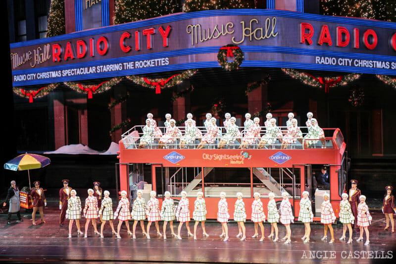 Las Navidades en Nueva York Rockettes Radio City Music Hall 800-9