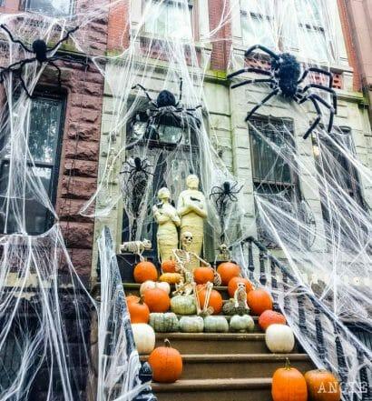 Cómo celebrar la noche de Halloween en Nueva York