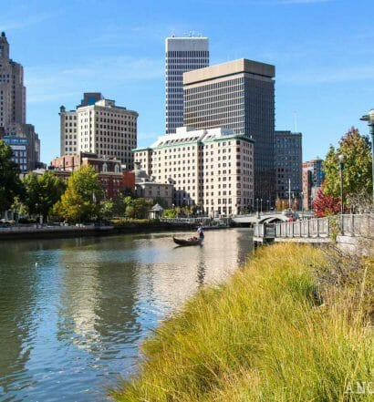 Guía para visitar Rhode Island - Qué ver en Providence y Newport