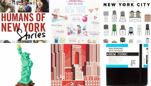 Ideas para regalar a un enamorado de Nueva York