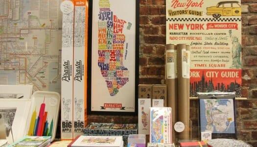 Tiendas de Nueva York para regalos originales