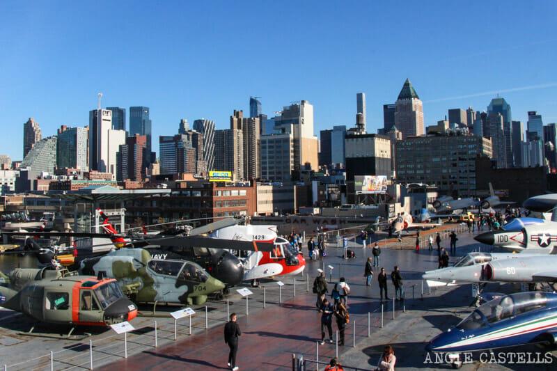 Visitar Museo Intrepid Aire y Espacio Nueva York-1