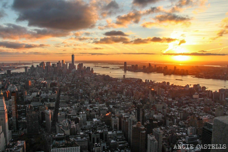 Empire State Building mirador Nueva York