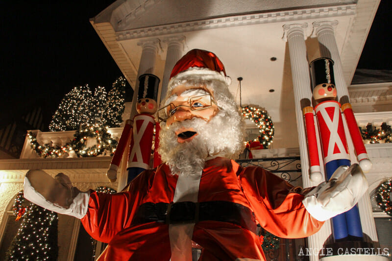 Visitar luces de Navidad de Dyker Heights Nueva York-7