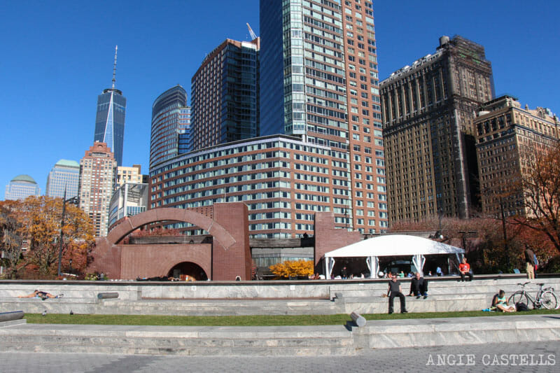 Los barrios de Manhattan: Battery Park City