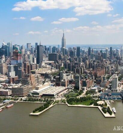 Paseo en Helicoptero por Nueva York