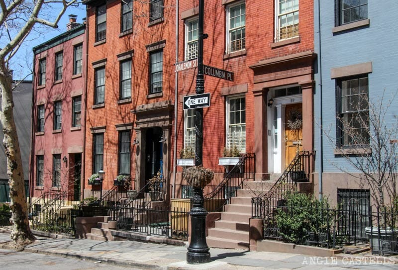 Errores al viajar a Nueva York - El barrio de Brooklyn Heights