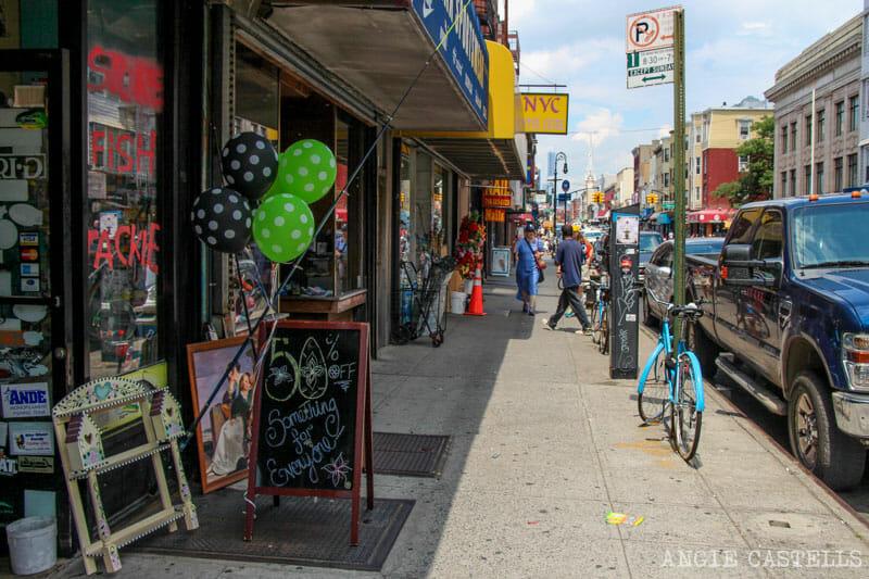 10 errores que cometemos al viajar a Nueva York - Greenpoint, Brooklyn