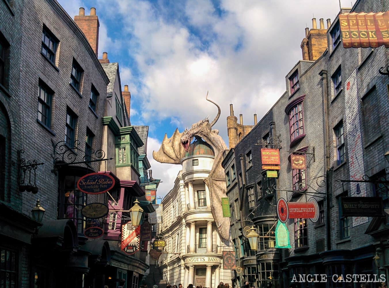 Visitar Harry Potter Wizarding World Orlando Universal Studios