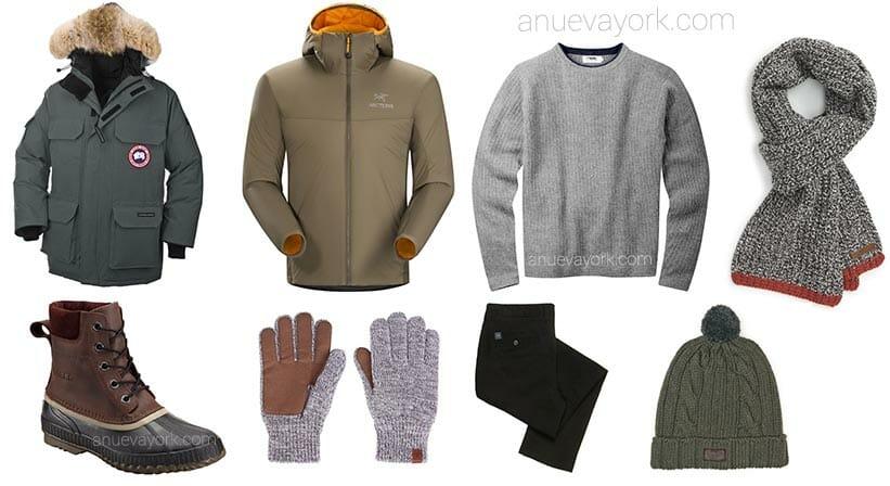 El tiempo en nueva york y qu ropa llevar seg n la poca - Temperatura calefaccion invierno ...