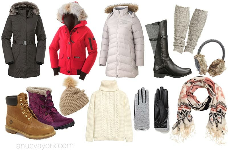 Comprar abrigo en nueva york