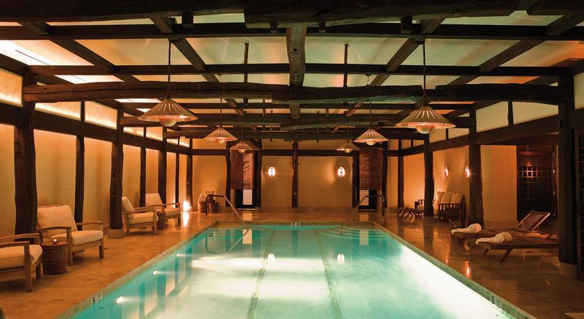 Hoteles romanticos y lujo Nueva York Greenwich Hotel