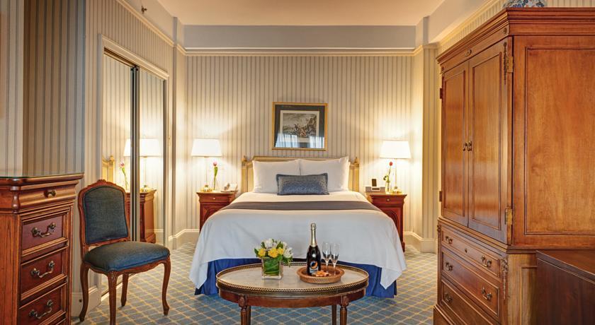 Hoteles romanticos y lujo Nueva York Hotel Elysee