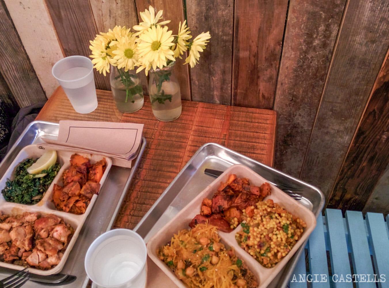 Dónde comer barato en Nueva York: Dig Inn