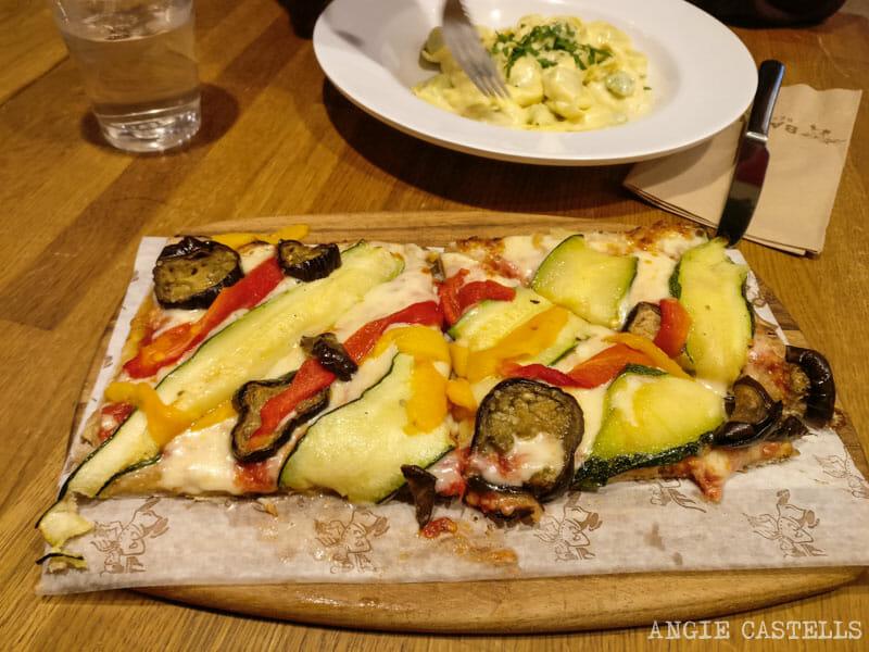 Dónde comer barato en Nueva York: el italiano Barilla