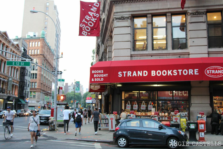 Strand Bookstore mejor libreria Nueva York-4