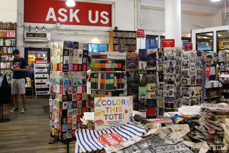 Strand Bookstore mejor libreria Nueva York-6