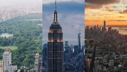 ¿One World, Top of the Rock o Empire State?