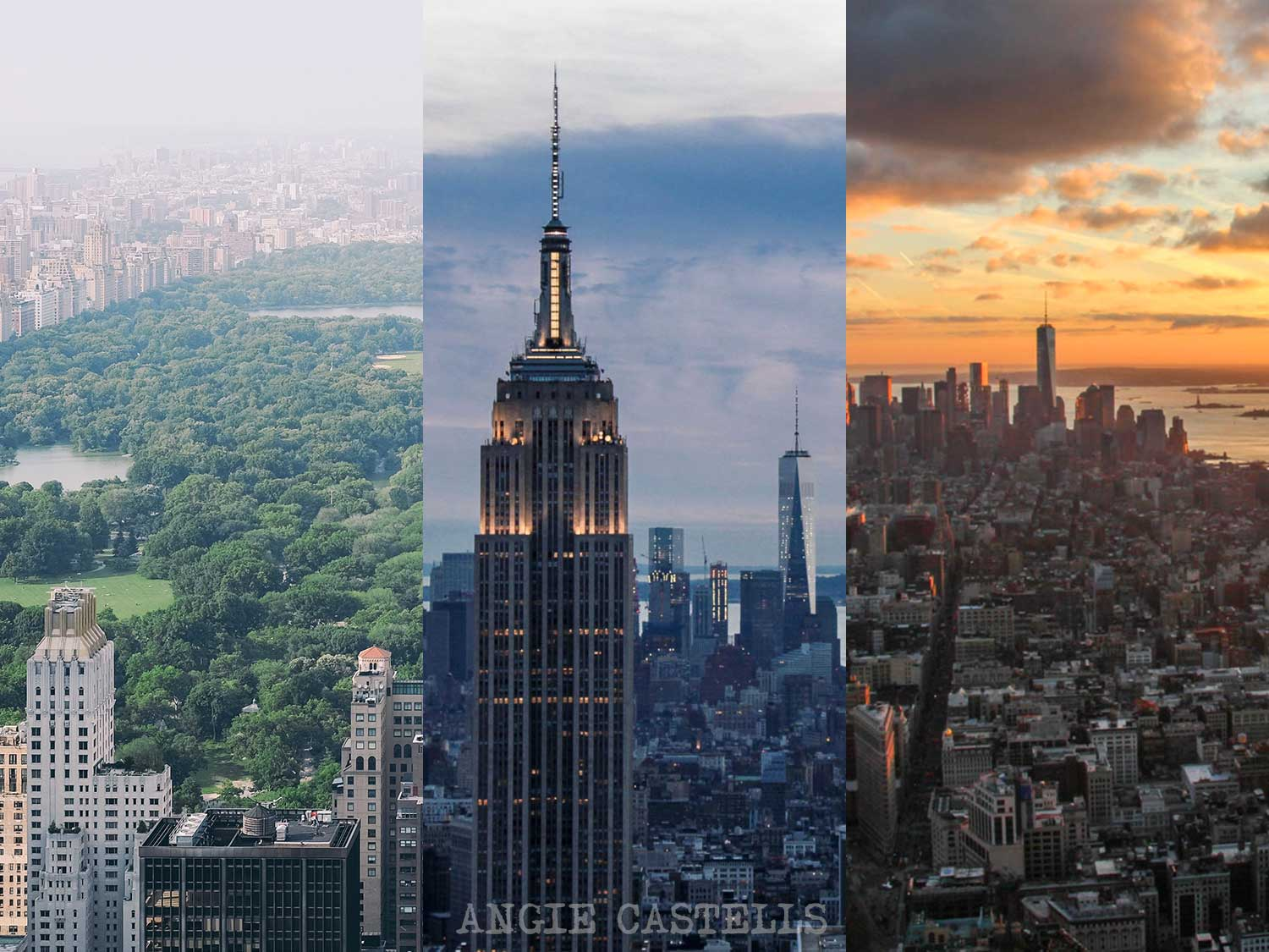 El mejor mirador de Nueva York: Top of the Rock, Empire State Building o One World