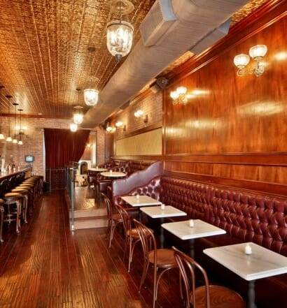 Mejores-cocteles-de-Nueva-York-Clover-Club-Brooklyn