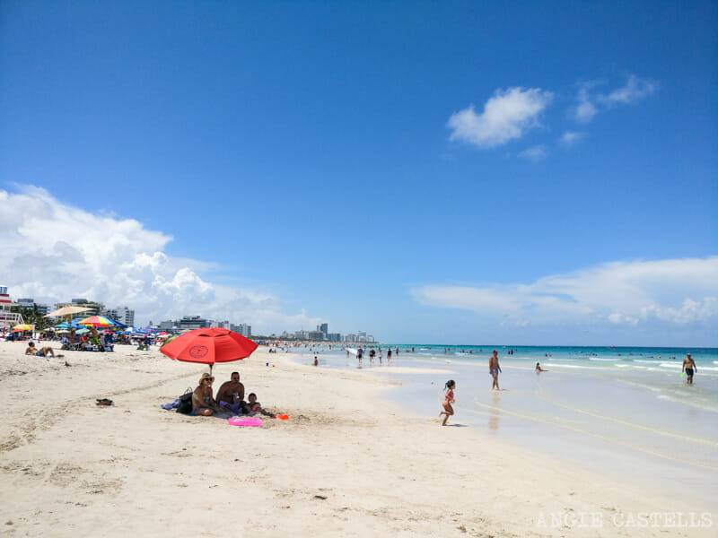 Qué ver en Miami en 2 días - South Point Beach