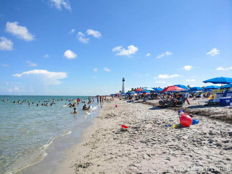 Qué ver en Miami en 2 días - Key Biscayne y el Cape Florida Lighthouse