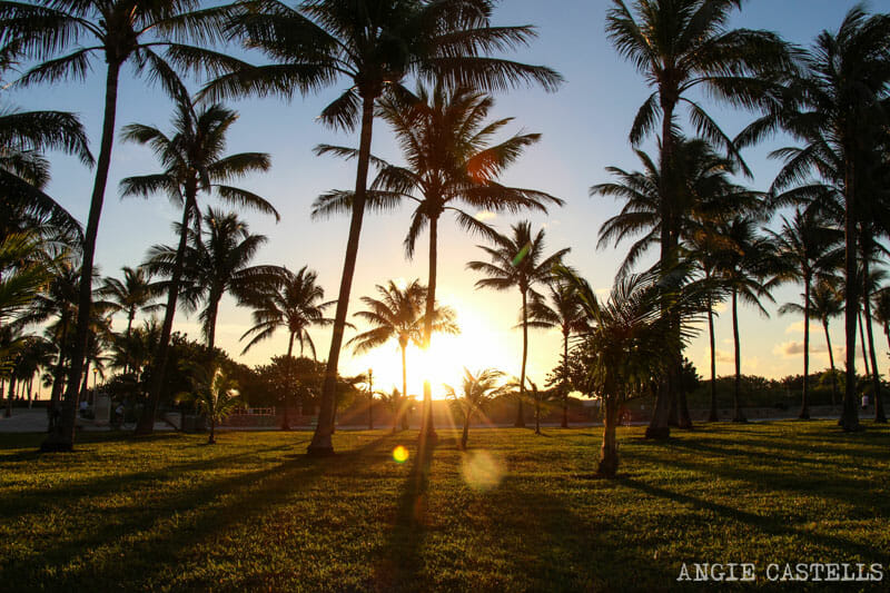 Que ver en Miami en 2 dias amanecer South Beach