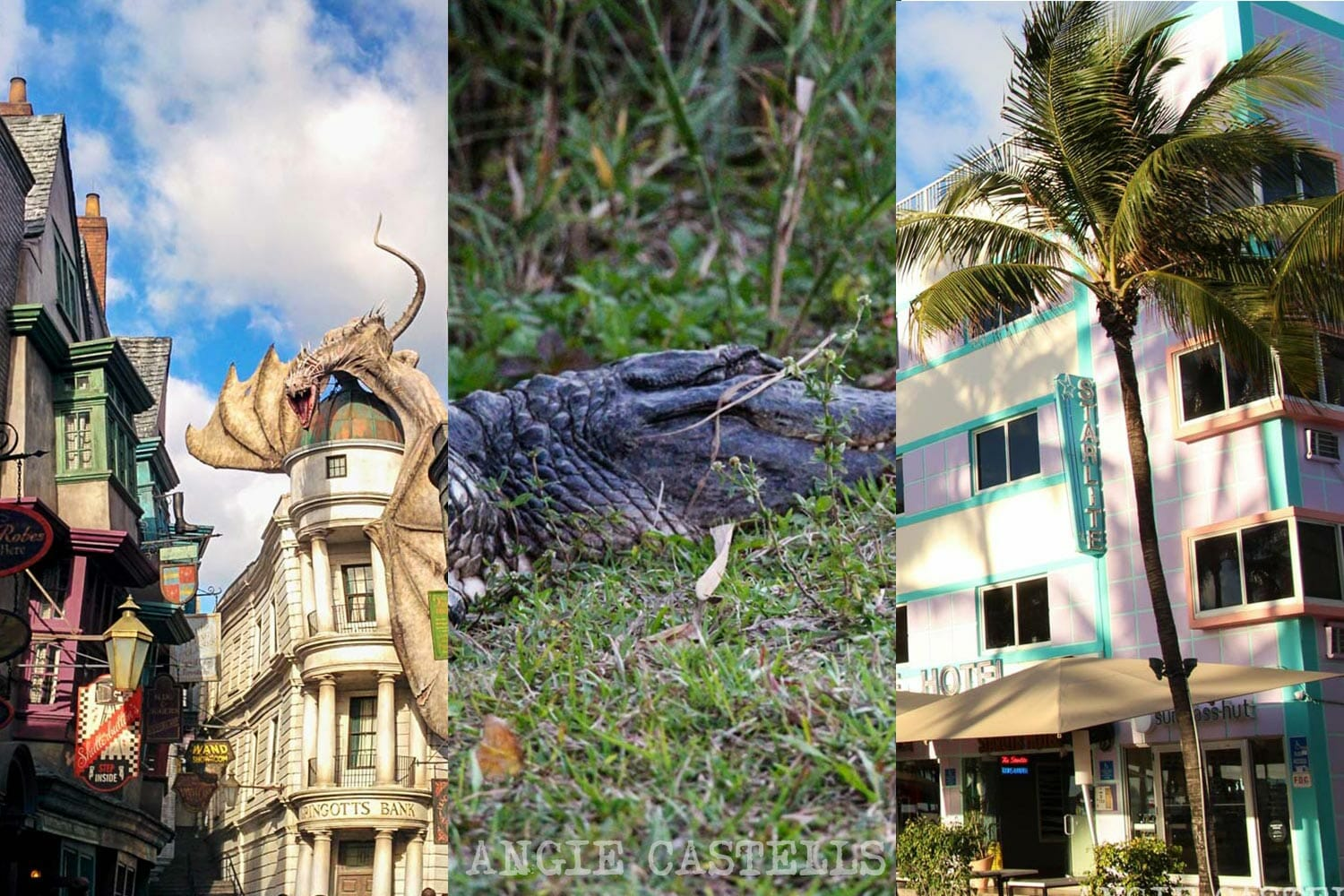 Ruta por Florida - Miami, Everglades y Universal Orlando