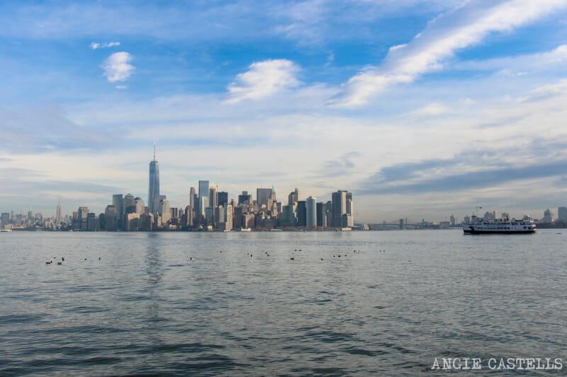 Visitar la Estatua de la Libertad y subir a la corona - Vistas de Nueva York