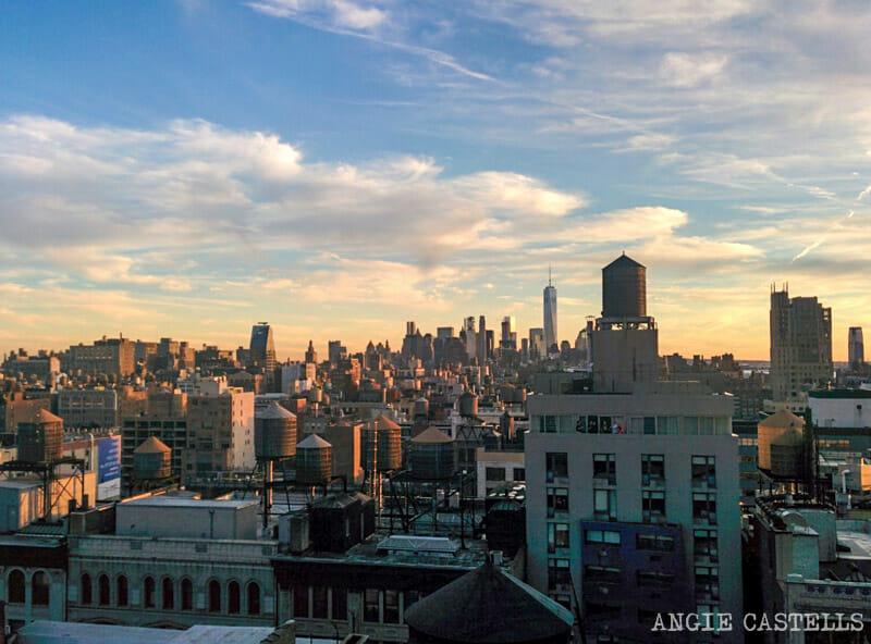 La primavera en Nueva York que hacer rooftops