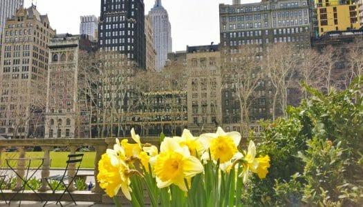 La primavera en Nueva York – 10 planes geniales